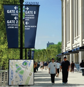 New York Yankees, Signs