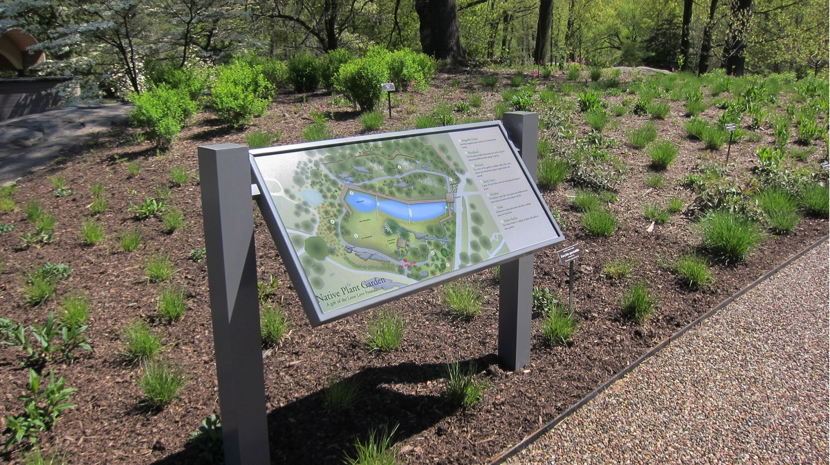 Project image 1 for Mapping, New York Botanical Garden