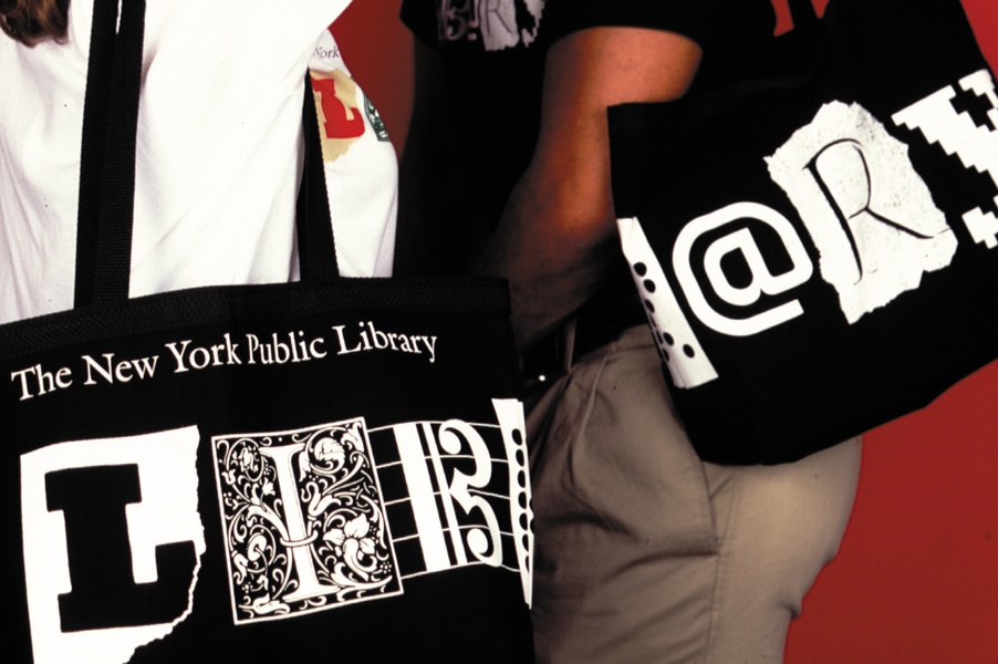 Project image 1 for Identity, New York Public Library