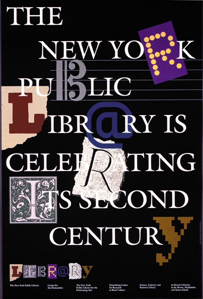 Project image 4 for Identity, New York Public Library