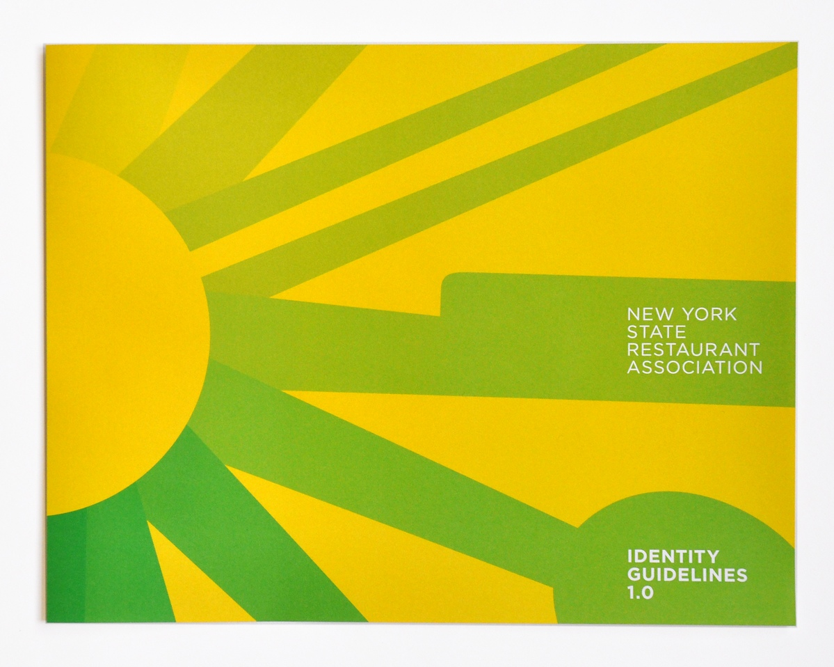 Project image 3 for NYSRA Identity, New York State Restaurant Association