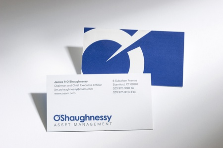 Project image 2 for Identity, O'Shaughnessy Asset Management
