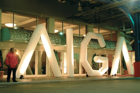 Project image 3 for Design Legends Gala, American Institute of Graphic Arts
