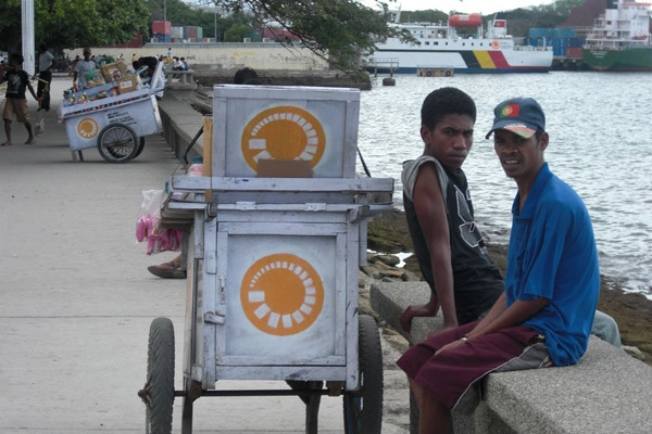 Fresh Projects: Building Markets in Timor-Leste