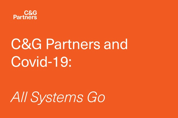 C&G and COVID-19: All Systems Go