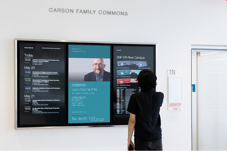 Digital Signage for Higher Ed