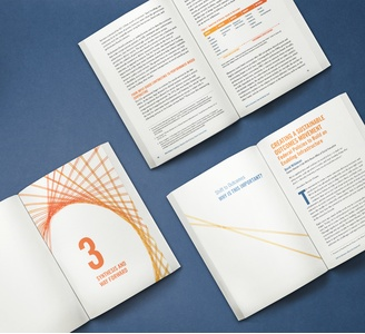 book design for nonprofits