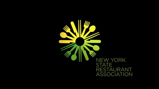 Project image 6 for Logo Animation, New York State Restaurant Association