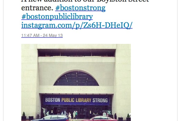 From the Archives: Boston Strong, One Year Later