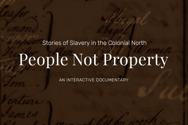 Sneak Peek: Interactive Documentary Reveals the Truth about Slavery in the North
