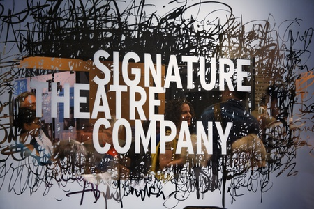 Project image 4 for Signage, Signature Theatre Company