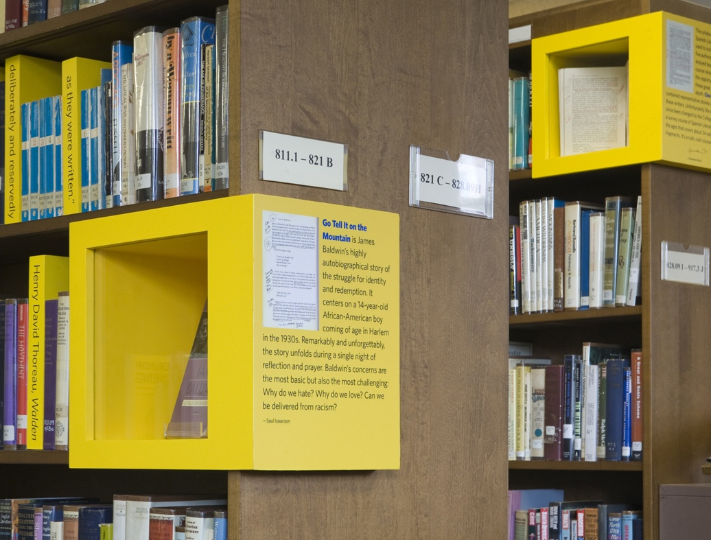 Project image 1 for Trinity Library, Trinity School
