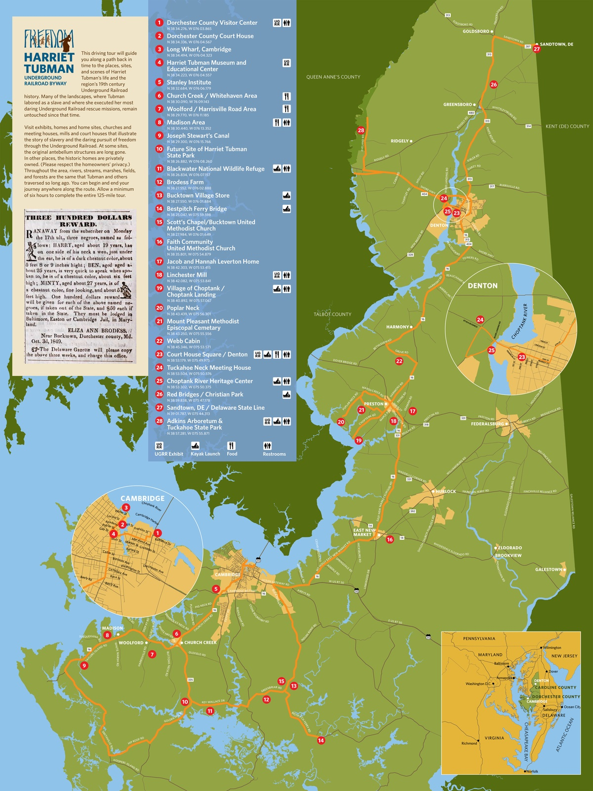 historic map design