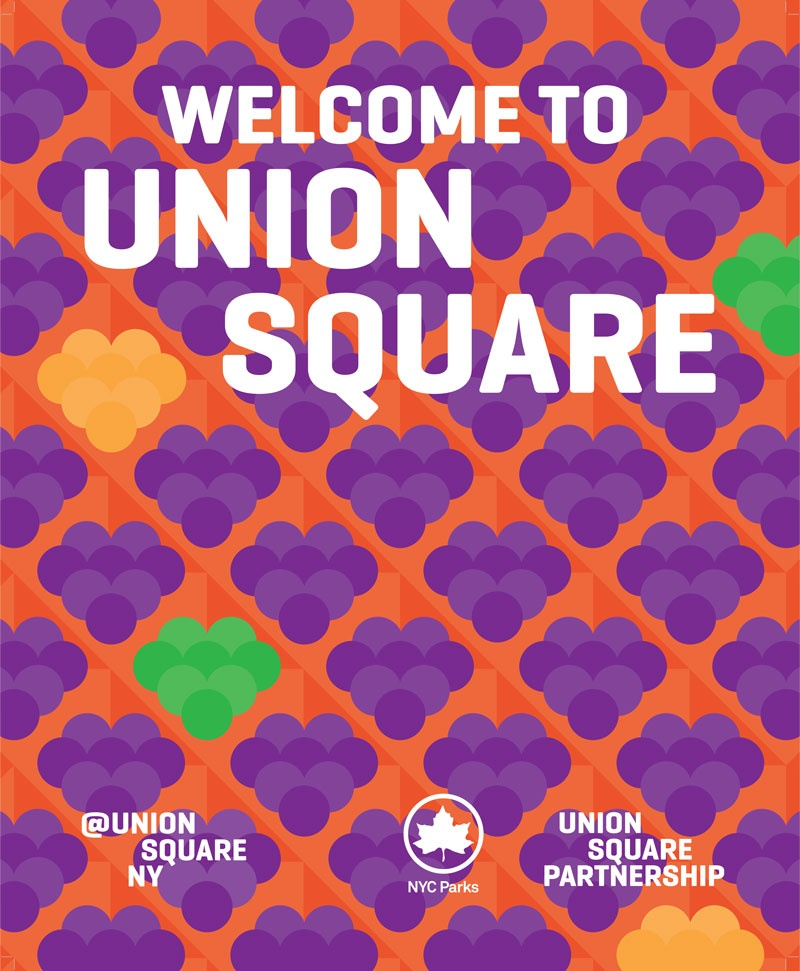 Union Square Partnership Spring Poster