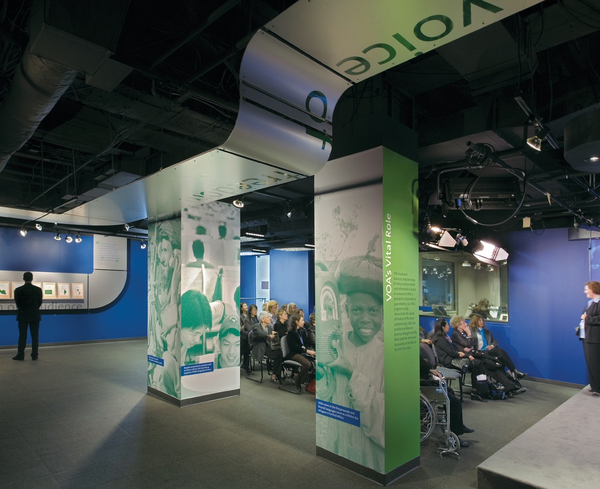 Voice of America, Visitor Center and Tour Program