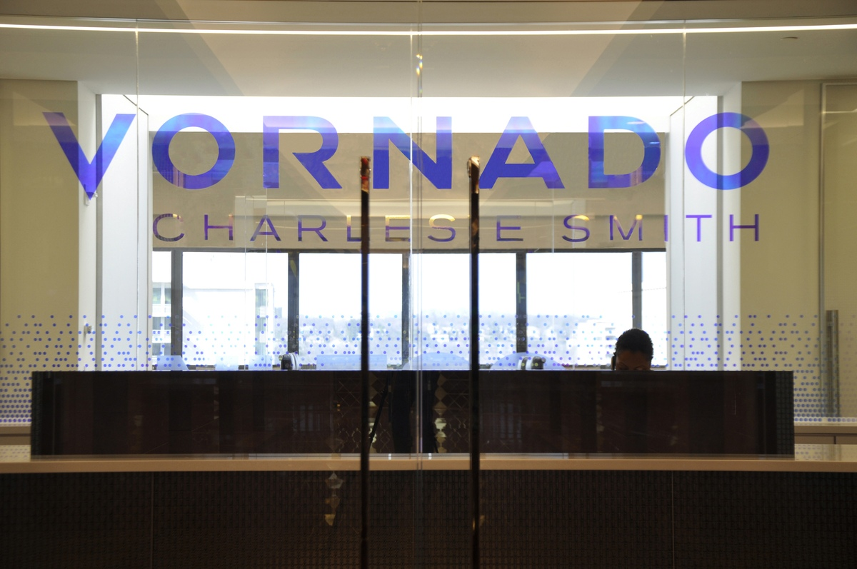 Project Image for Exhibits, Vornado Office Graphics