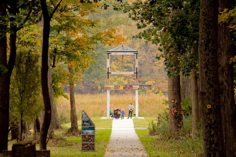 Project image 1 for West Point Foundry Exhibit, Scenic Hudson