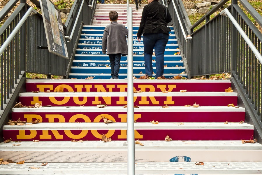 Project image 5 for West Point Foundry Exhibit, Scenic Hudson